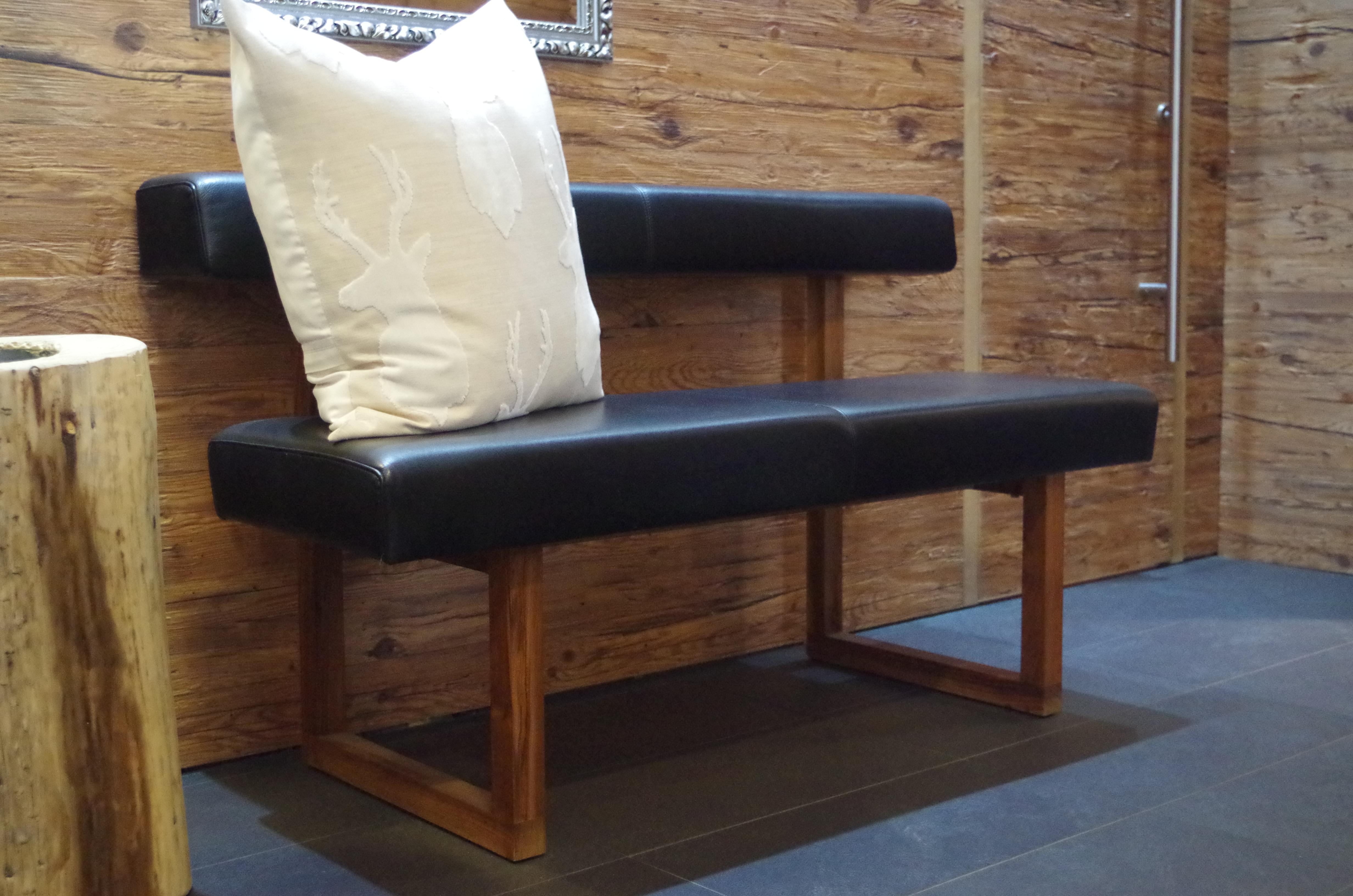 k chenwerkstatt amberg sitzbank sima gestell nussbaum. Black Bedroom Furniture Sets. Home Design Ideas
